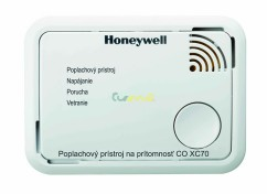 Honeywell XC70 alarm CO pre krby kachle pece kotly